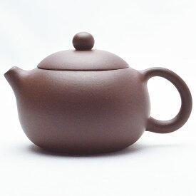 宜興紫砂壺・西施(武松・濃茶)130ml