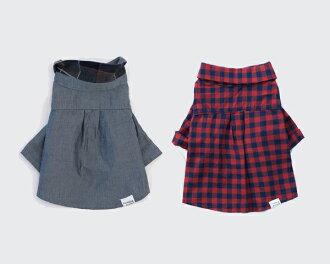 louisdog(路易斯狗)Check Plz Shirt