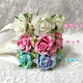 オッティ Otty フラワー ティアラ(S)【小型犬 バレッタ ヘアピン ヘアーアクセサリー】