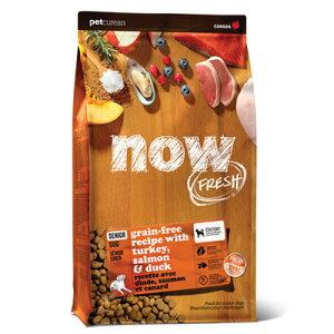 【NEW】ナウ フレッシュ NOW FRESH Grain Free シニア&ウェイトマネジメント 2.72kg【犬 ペット ドライフード グレインフリー 穀類不使用 老犬】