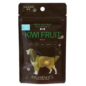 わんのはな FRESH DRYフルーツ キウイ 13g×5袋【犬用 おやつ フルーツ 果物】