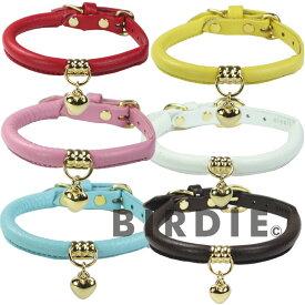 バーディ BIRDIE ジェントルリリーカラー(サイズ21)【猫 小型犬 首輪 カジュアル カラー】