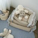 ルイスドッグ louisdog LaLa Boom/Linen(Grand)【小型犬 カドラー ベッド クッション セレブ 】