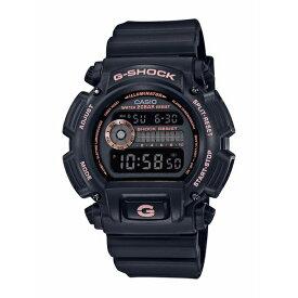 G-SHOCK ジーショック CASIO カシオ BLACK&GOLD 【国内正規品】 腕時計 メンズ DW-9052GBX-1A4JF 【送料無料】