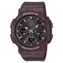 BABY-G カシオ ベイビージー 腕時計 レディス  電波ソーラー BGA-2510-5AJF