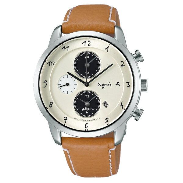 agnes b. HOMME アニエス ソーラー Marcello マルチェロ 腕時計 メンズ FBRD973 【送料無料】
