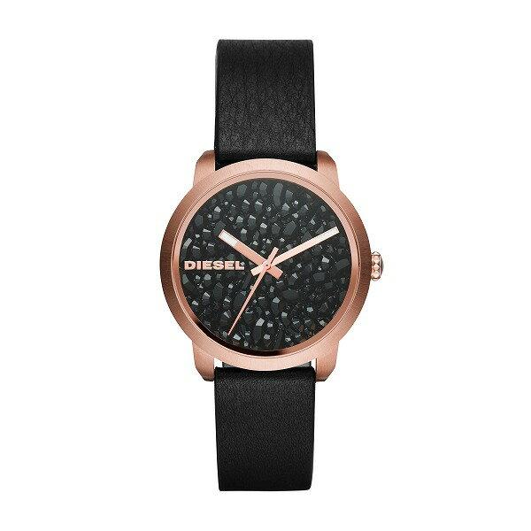 DIESEL ディーゼル FLARE ROCKS 【国内正規品】 腕時計 レディース DZ5520 【送料無料】【代引き手数料無料】
