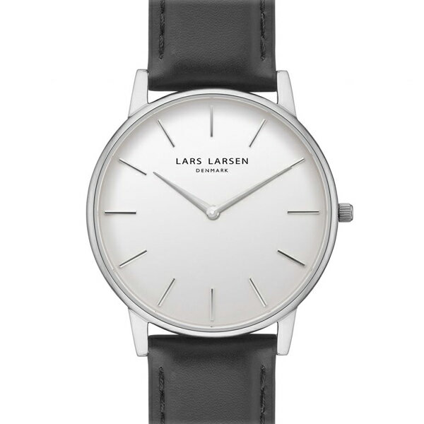 LARS LARSEN ラースラーセン LW47 【国内正規品】 腕時計  LL147SWBLL 【送料無料】【代引き手数料無料】