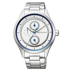 INDEPENDENT インディペンデント Timeless Line ソーラー 【国内正規品】 腕時計 メンズ KB1-210-11 【送料無料】