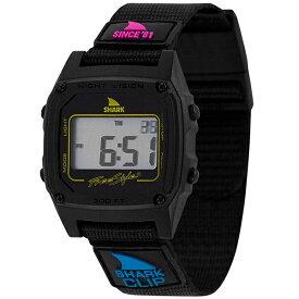 Freestyle フリースタイル SHARK CLASSIC CLIP デジタル 腕時計 メンズ レディス Primary Black FS101006