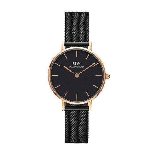 Daniel Wellington ダニエルウェリントン CLASSIC PETITE ASHFIELD ローズゴールド 28mm 【国内正規品】 腕時計 DW00100245 【送料無料】