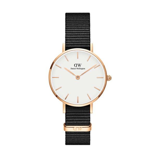 Daniel Wellington ダニエルウェリントン CLASSIC PETITE CORNWALL ローズゴールド 28mm 【国内正規品】 腕時計 DW00100251 【送料無料】