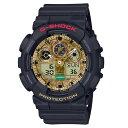 G-SHOCK カシオ Gショック MANEKINEKO 招き猫 BlackEyePatch 腕時計 メンズ GA-100TMN-1AJR