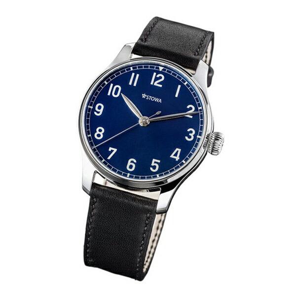 STOWA ストーヴァ Marine Automatic Blue Limited 世界250本限定 腕時計 STW-MARINE-17Limi 【送料無料】