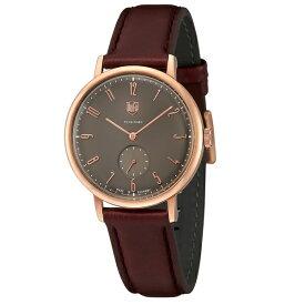 DUFA ドゥッファ Gropius グロピウス 替ベルト付 TiCTAC別注【国内正規品】 腕時計 DF-9001-SETA-01