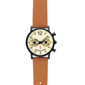 CABANE de ZUCCa カバンドズッカ FUKUROWL フクロウル 【国内正規品】 腕時計 AJGT013 【送料無料】