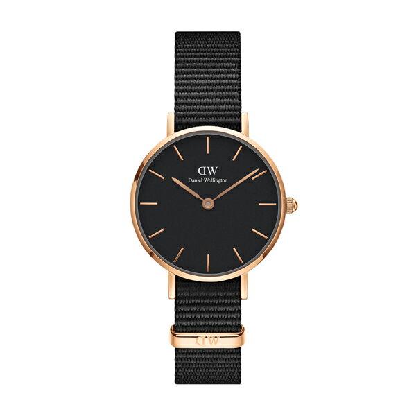 Daniel Wellington ダニエルウェリントン CLASSIC PETITE CORNWALL ローズゴールド 28mm 【国内正規品】 腕時計 DW00100247 【送料無料】