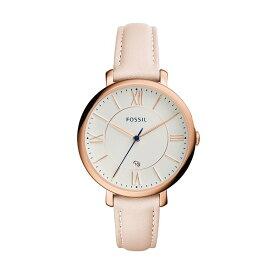 FOSSIL フォッシル JACQUELINE ジャクリーン 【国内正規品】 腕時計 レディース ES3988 【送料無料】