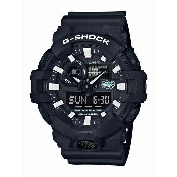 G-SHOCK ジーショック CASIO カシオ 35th Anniversary G-SHOCK×ERIC HAZE コラボモデル 【国内正規品】 腕時計  GA-700EH-1AJR 【送料無料】【あす楽対応】