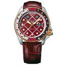 ジョジョの奇妙な冒険 黄金の風 コラボモデル ディアボロ SEIKO5スポーツ 1000本限定 腕時計 自動巻 SBSA034