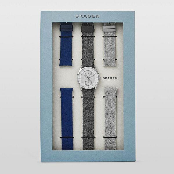 SKAGEN スカーゲン HOLST LIMITED BOX SET ホルスト 限定モデル 腕時計 【国内正規品】 メンズ SKW1060 【送料無料】【代引き手数料無料】【あす楽対応】