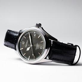 SEIKO×TiCTAC 35周年 記念コラボレーション 自動巻 腕時計 メンズ SZSB007