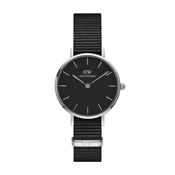 Daniel Wellington ダニエルウェリントン CLASSIC PETITE CORNWALL シルバー 28mm 【国内正規品】 腕時計 DW00100248 【送料無料】