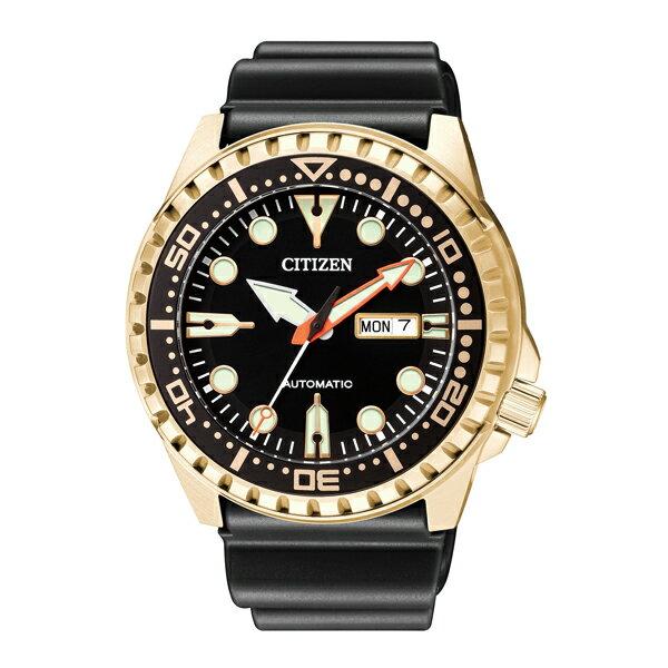 CITIZEN シチズン 海外モデル メガダイバー OFコレクション 流通限定 【国内正規品】 腕時計 メンズ NH8383-17E 【送料無料】