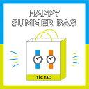 福袋 腕時計2本入で16,200円 2019年 TiCTAC SUMMER HAPPY BAG 【送料無料】