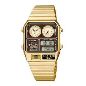 CITIZEN ANA-DIGI TEMP シチズン アナデジテンプ 流通限定モデル 復刻 レトロデザイン 腕時計 JG2103-72X