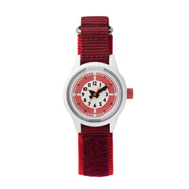 fun pun clock to wear! フンプンクロック Designed by Yoko Dobashi with TiCTAC  Q&Q Smile solar チックタックオリジナル ソーラー キッズ RP29J812