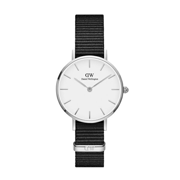 Daniel Wellington ダニエルウェリントン CLASSIC PETITE CORNWALL シルバー 32mm 【国内正規品】 腕時計 DW00100254 【送料無料】