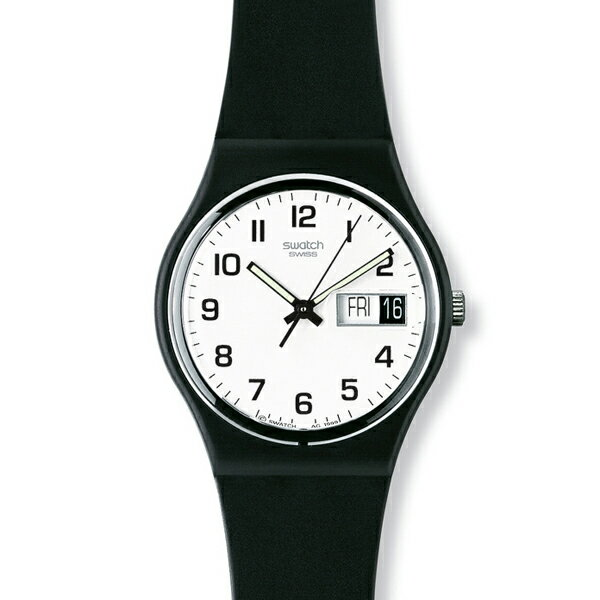 SWATCH スウォッチ 腕時計 ONCE AGAIN メンズ 【国内正規品】 GB743【送料無料】【代引き手数料無料】【あす楽対応】