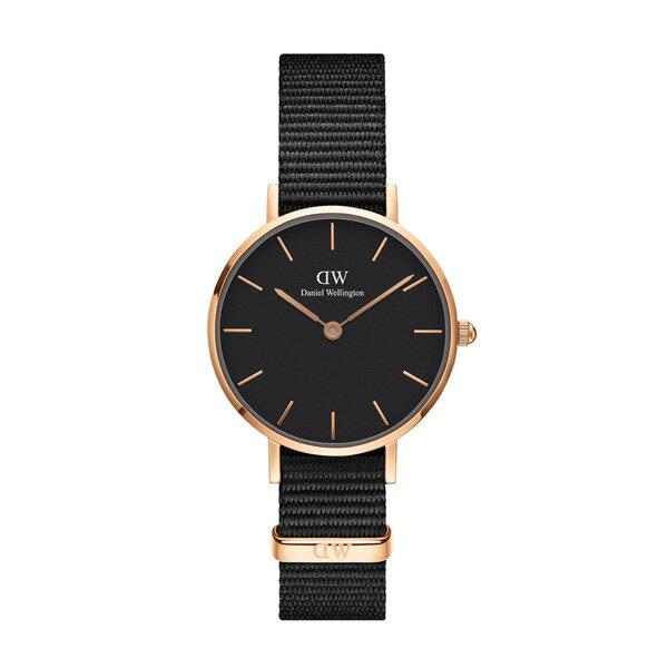 Daniel Wellington ダニエルウェリントン CLASSIC PETITE CORNWALL ローズゴールド 32mm 【国内正規品】 腕時計 DW00100215 【送料無料】