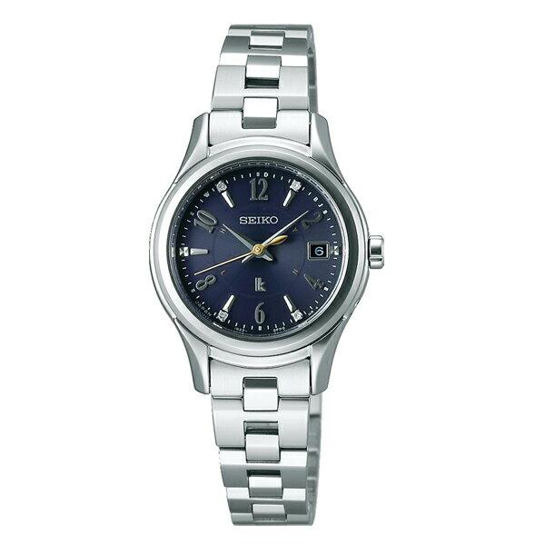 LUKIA ルキア SEIKO セイコー エターナルブルー ペア 限定モデル 【国内正規品】 腕時計 レディース SSVW109 【送料無料】