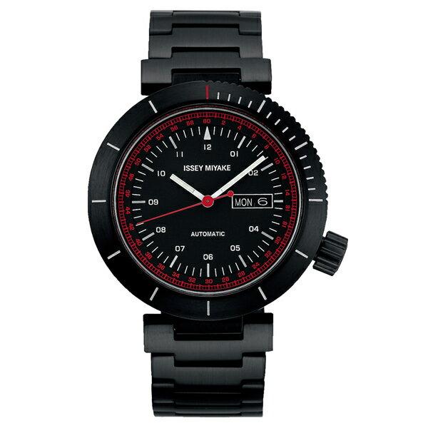 ISSEY MIYAKE  イッセイ ミヤケ W automatic 200個限定 【国内正規品】 腕時計 メンズ NYAE701 【送料無料】