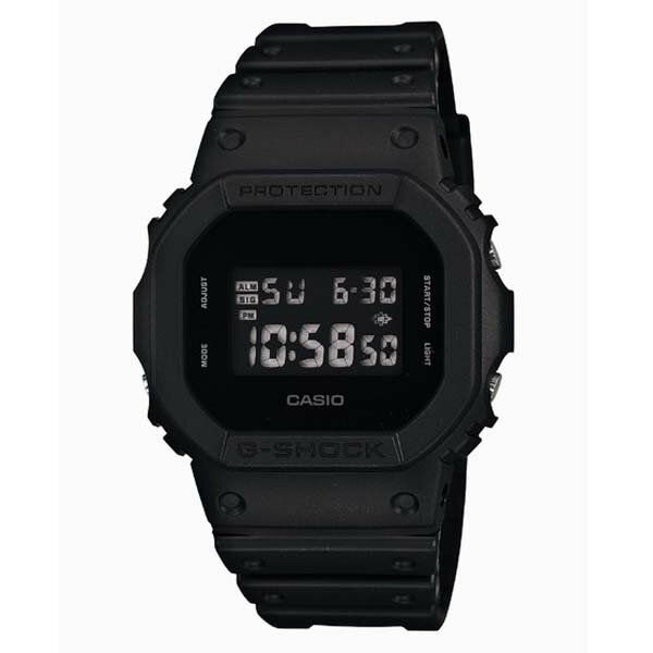 G-SHOCK ジーショック CASIO カシオ Solid Colors ソリッドカラーズ 【国内正規品】 腕時計 ブラック DW-5600BB-1JF 【送料無料】【代引き手数料無料】【あす楽対応】