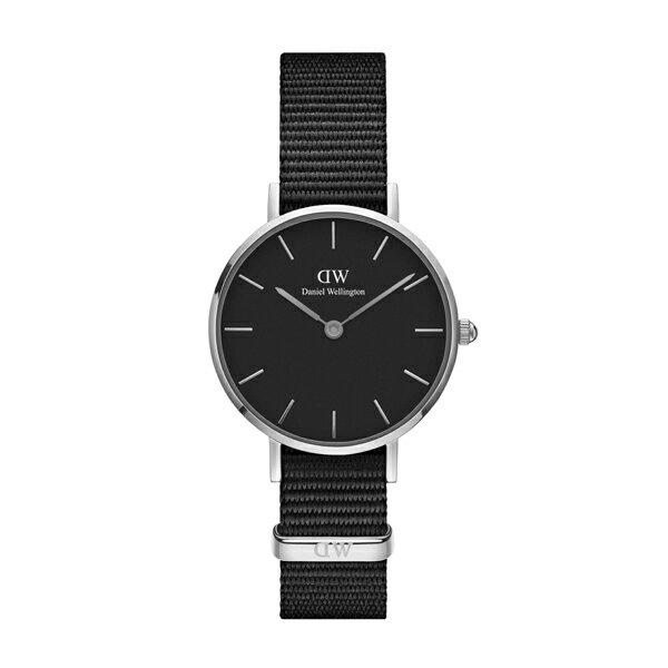 Daniel Wellington ダニエルウェリントン CLASSIC PETITE CORNWALL シルバー 32mm 【国内正規品】 腕時計 DW00100216 【送料無料】