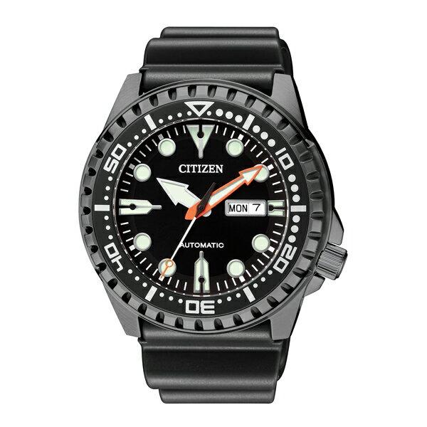 CITIZEN シチズン 海外モデル メガダイバー OFコレクション 流通限定 【国内正規品】 腕時計 メンズ NH8385-11E 【送料無料】
