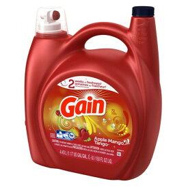 ジューシーなアップルマンゴの香り☆【 GAIN 】 ゲイン アップルマンゴタンゴ 濃縮 液体洗剤 4.43L / 150oz