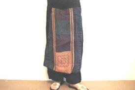 残りわずか!モン族刺繍パンツスカート