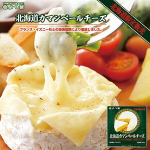 よつ葉 北海道カマンベールチーズ 《100g》 北海道 限定 お土産 生乳 チーズフォンデュ ラタトゥイユ ギフト プレゼント お取り寄せ