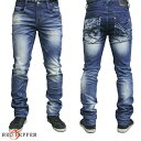 RED PEPPER レッドペッパージーンズ メンズ セミストレートデニム<ストレッチ> No.RJ2032 正規品/メンズ大きいサイズ/韓国デニム/ジーパン/パンツ/レディース/お買い得/バーゲン/セール/激安/特価