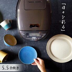 エントリーでポイント10倍 タイガー 圧力IH炊飯器 JPK-B100T 5.5合 ブラウン タイガー魔法瓶 炊飯器 炊きたて 圧力 IH 炊飯ジャー 調理 早炊き 時短 土鍋コーティング 麦めし もち麦 冷凍ご飯 少量