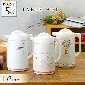 タイガーテーブルポット(1.02L)PRT-A100