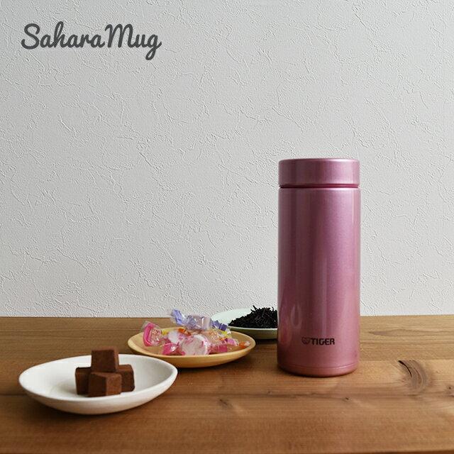 人気カラーのブライトピンクがかわいい タイガー魔法瓶 ステンレス マグ ボトル MMZ-A035PH ブライトピンク 0.35L おしゃれ かわいい 広口 軽い 水筒
