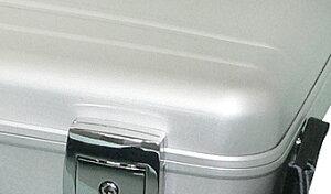 アタッシュケース・アルミ・3桁ダイヤル錠付・Mサイズ
