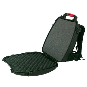 HPRC3500内装ウレタン付アウトドアにバックパック型防水ハードケース!【バックパック】【航空機持込みサイズ】