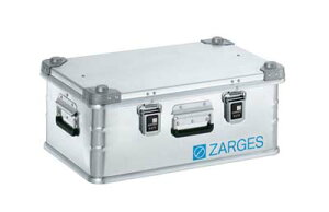 ドイツ製ZARGESアルミケース/Zarges#40568