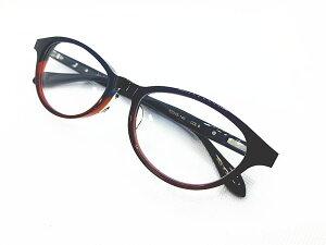 杉本圭 KS-122 c.8 正規 日本製 定価41800円 鯖江 手作り 眼鏡 メガネ フレーム メンズ レディース オーバル ビジネス レッド ネイビー hand made